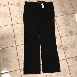 Size 10 Eddie Bower black pants